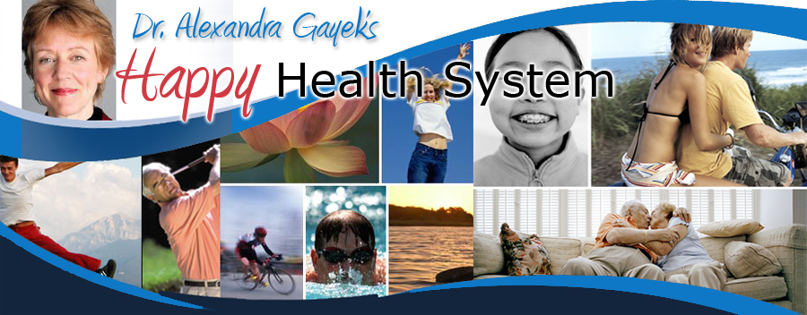 Happy Health System - Take Your Health Back!